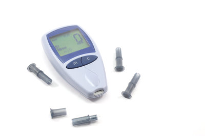 Blood Glucose Monitor & Supplies